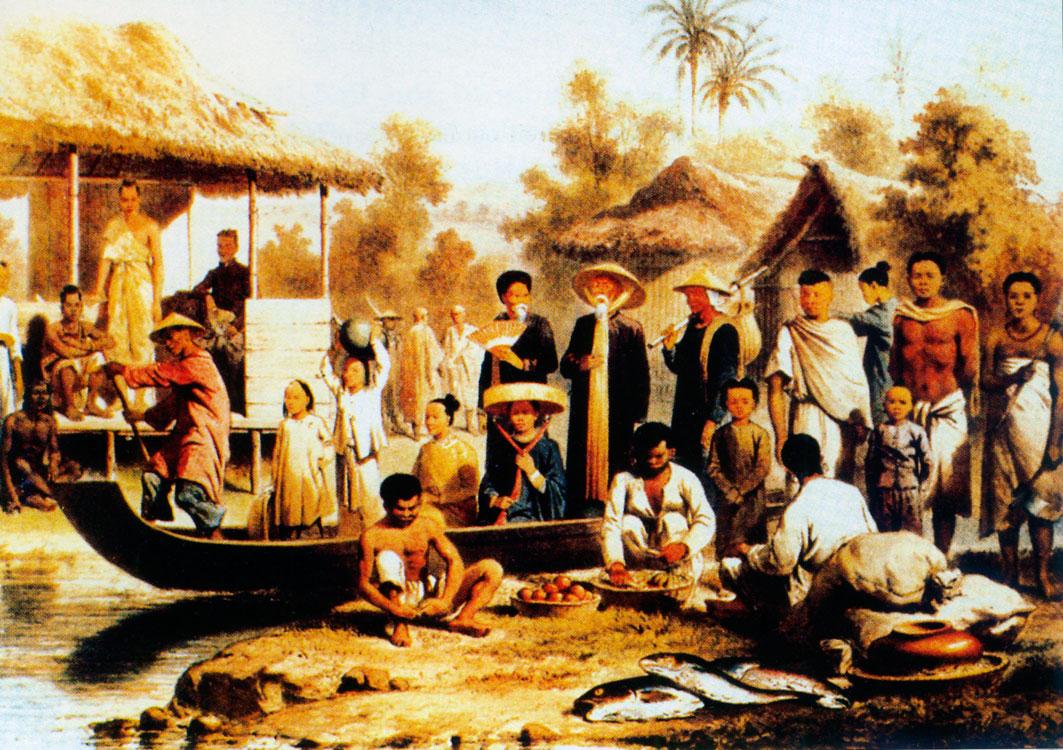 Phố Hiến xưa
