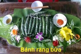 Đặc sản Bánh răng bừa Hưng Yên